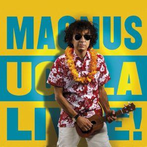 Skivomslag till Magnus den store - Live