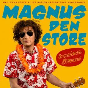Skivomslag till Magnus den Store